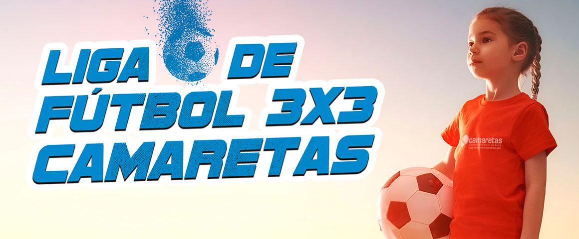 Liga de Fútbol 3x3 Camaretas 2018