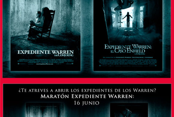 Maratón de cine: Expediente Warren