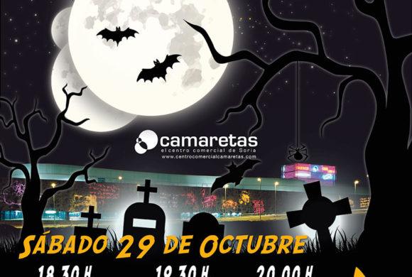 Halloween en Camaretas