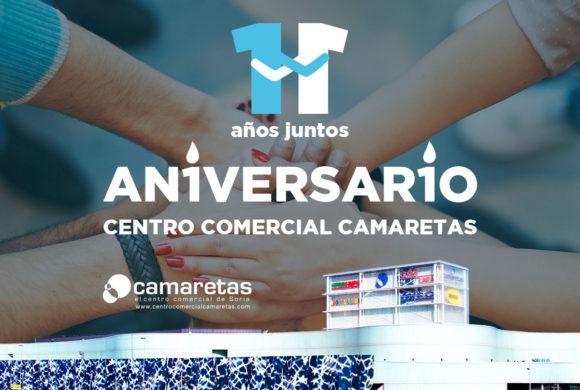 11 años juntos – Aniversario de Camaretas
