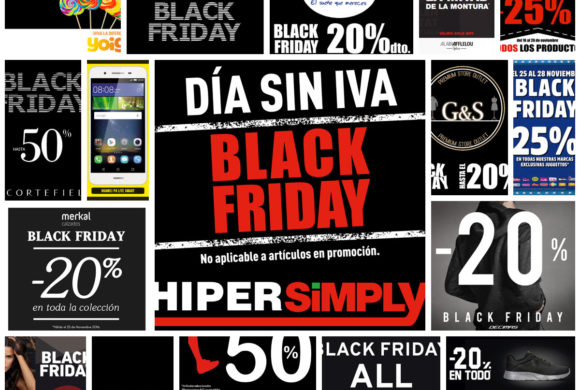 Black Friday Camaretas