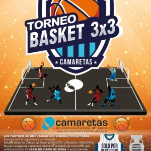 Torneo Basket 3×3 Camaretas