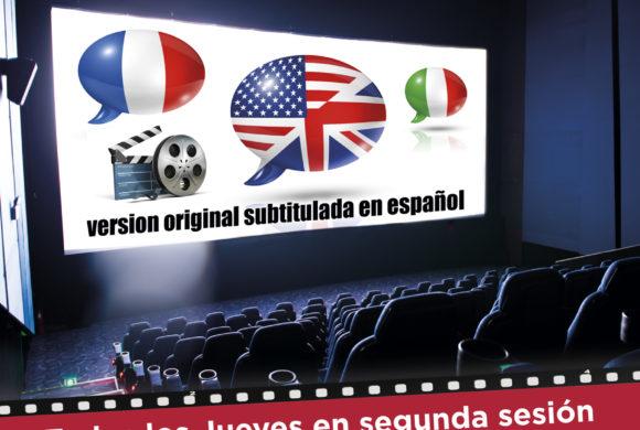 Versión Original Subtitulada en los Cines de Camaretas
