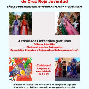 """Jornada Solidaria """"El Juguete Educativo"""""""