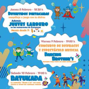 Carnaval Camaretas 2018