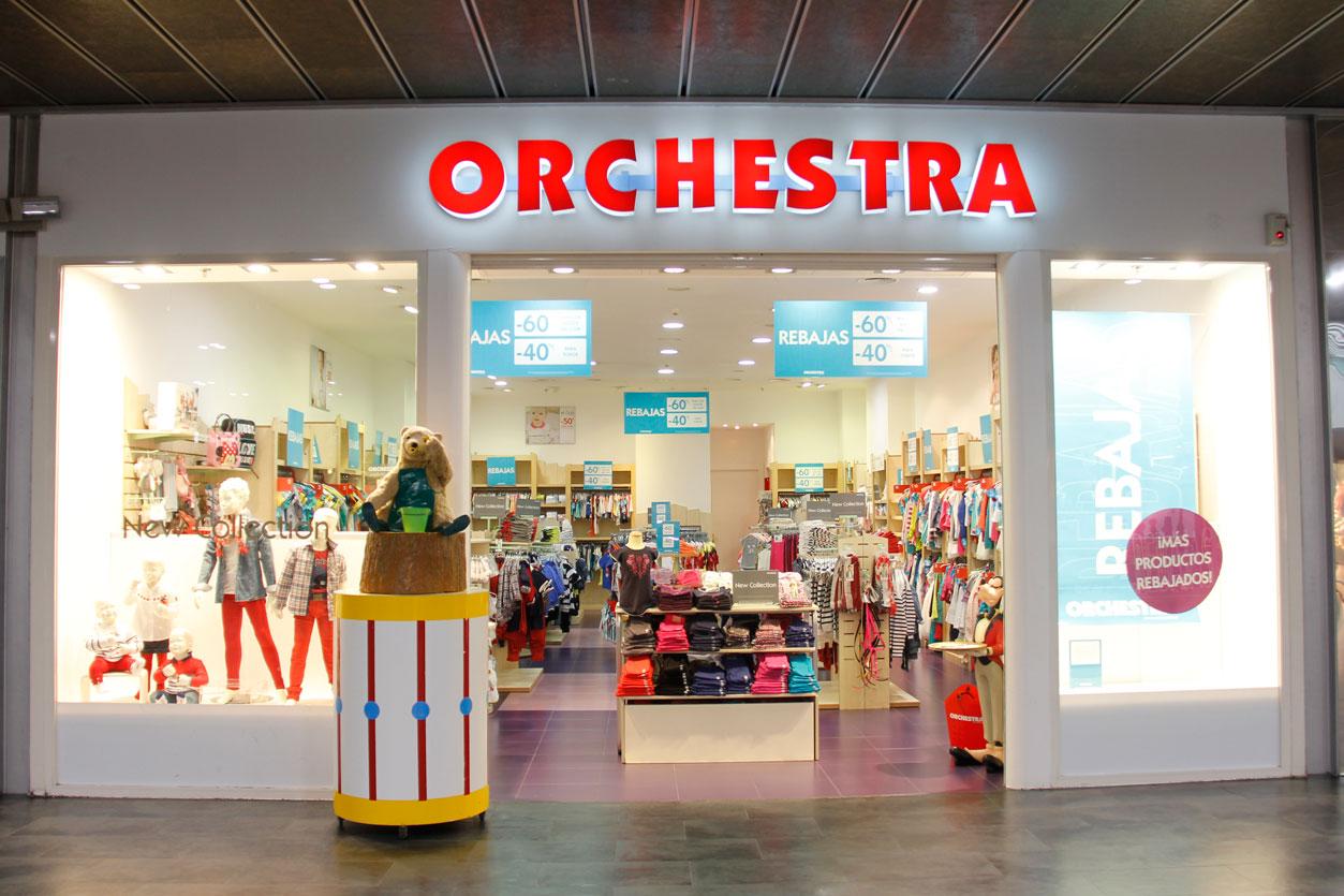 moda infantil orchestra
