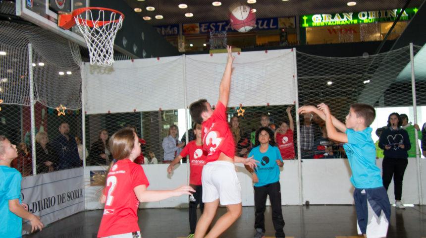 Final I Torneo de Basket 3×3 de Camaretas