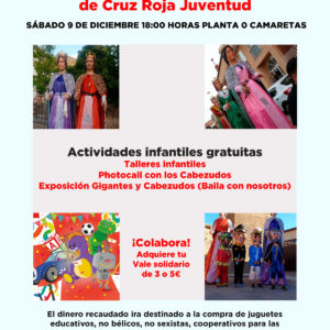Jornada Solidaria «El Juguete Educativo»