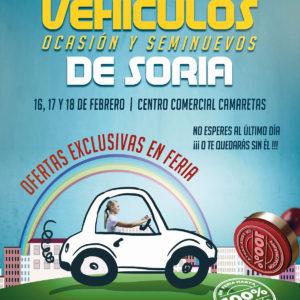 6ª Feria de Vehículos de ocasión y seminuevos