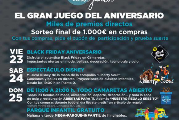 13 aniversario de Camaretas