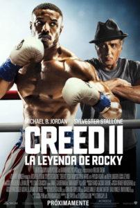 Creed 2 La leyenda de Rocky