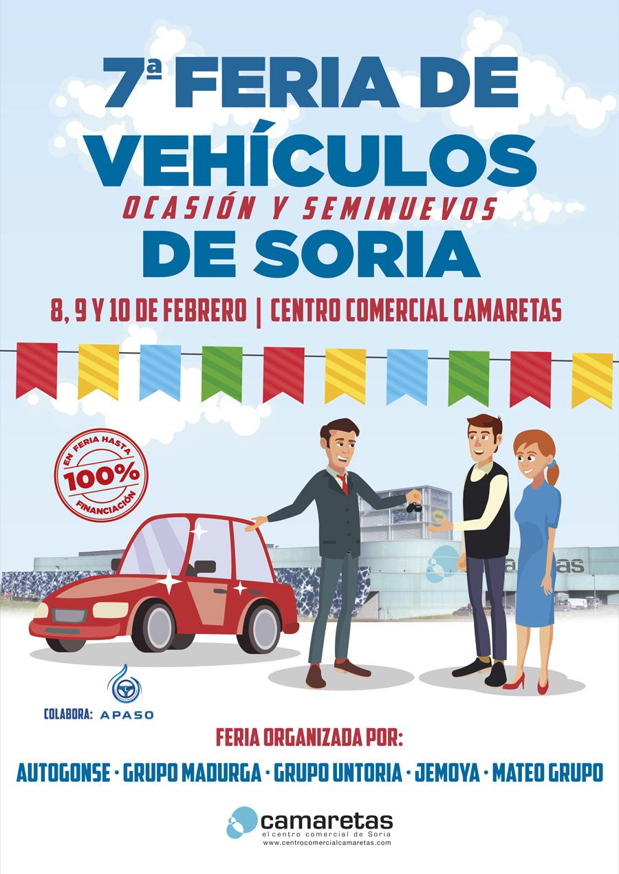7ª Feria de Vehículos de Ocasión y Seminuevos de Soria