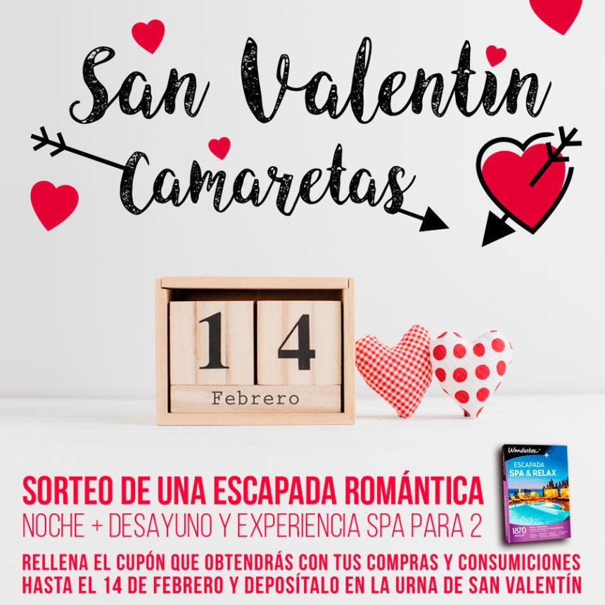 San Valentín en Camaretas