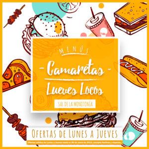 "Camaretas ""Lueves"" Locos"