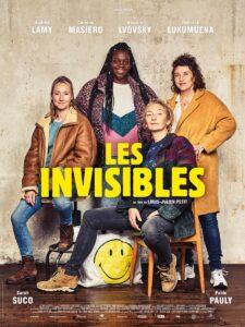Cartel Las invisibles
