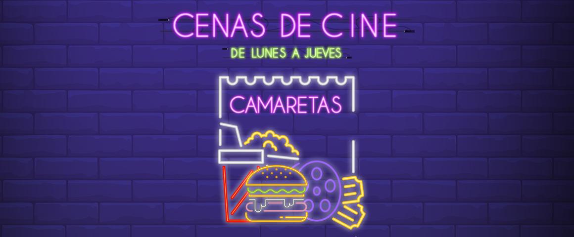 Cenas de Cine Camaretas