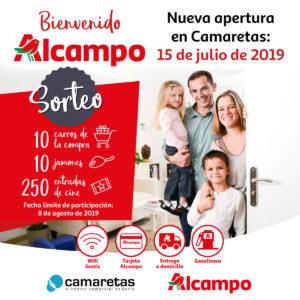 Bienvenido Alcampo