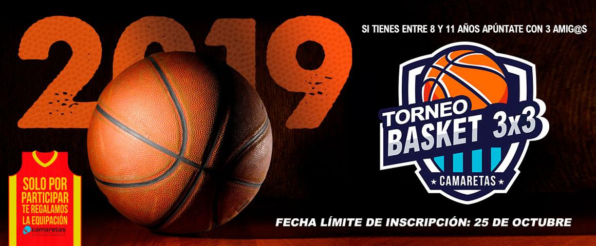 Basket 3x3 Camaretas