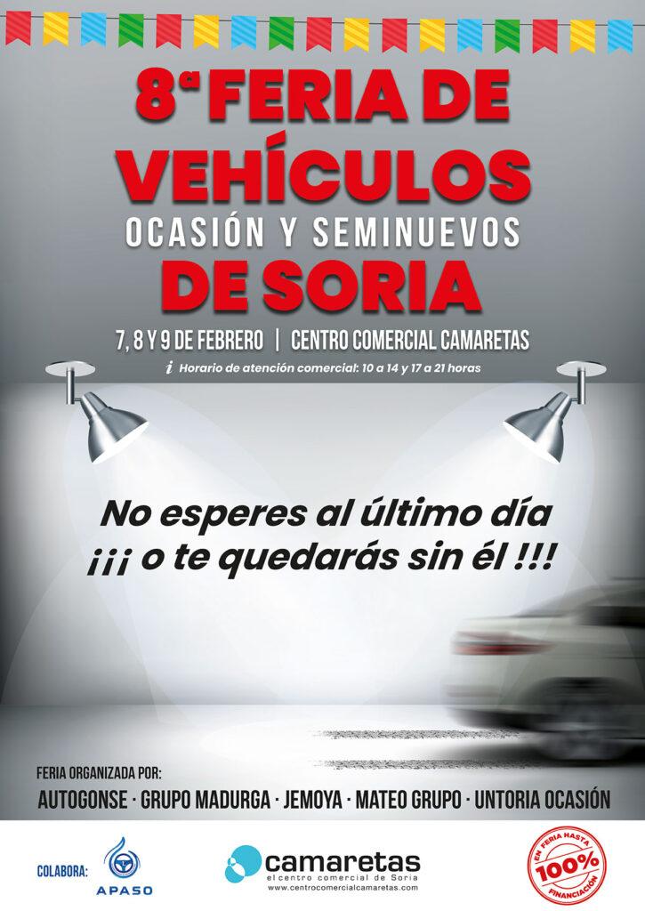 Feria de Vehículos de Soria