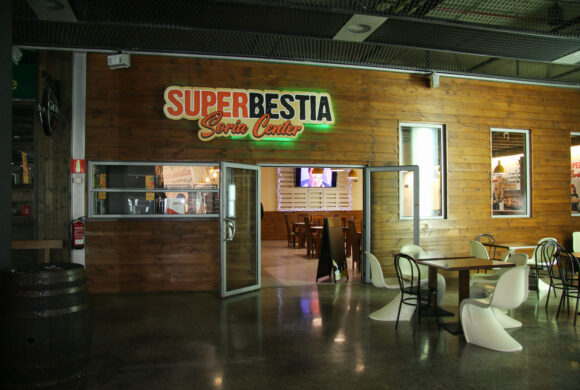 SuperBestia Soria Center