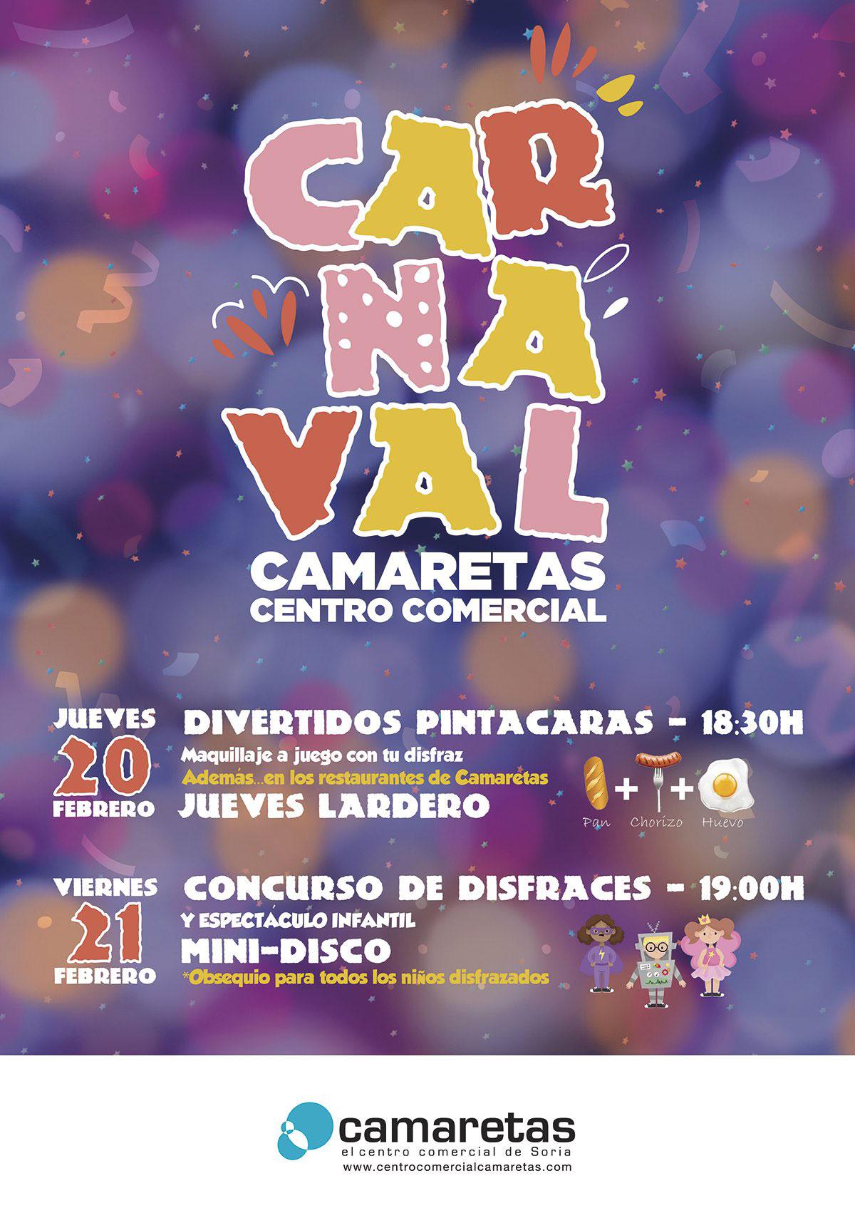 Carnaval en Camaretas