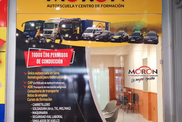 Autoescuela Morón