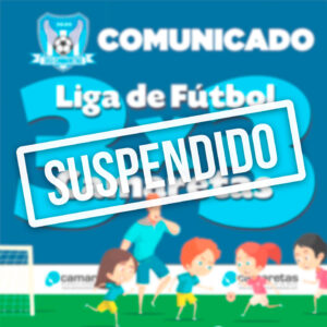 Comunicado Liga de Fútbol 3×3